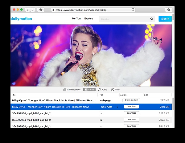 Top video downloader for Dailymotion videos on Mac - Need Circle