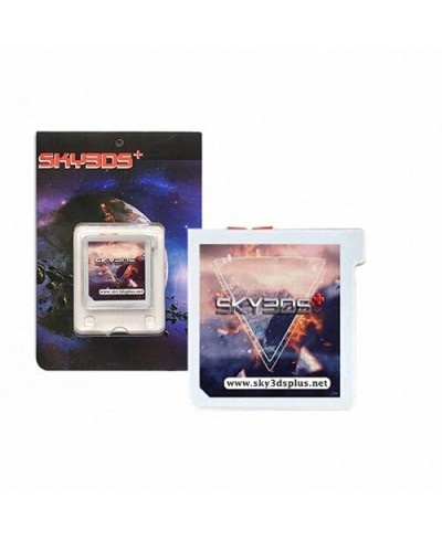 Sky3ds+/Sky3ds Plus-Best Flash Card plays free 3DS Games on